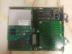 Okuma Opus 5000Ii Main Board Iib E4809 045 091 E W E0227 702 008 1